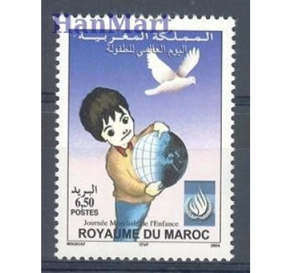 Znaczek Maroko 2004 Mi 1470 Czyste **