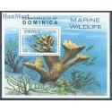 Dominika 1979 Mi bl 56 Czyste **