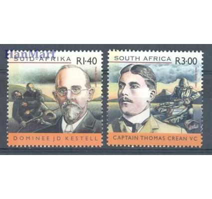 Znaczek Republika Południowej Afryki 2001 Mi 1396-1397 Czyste **