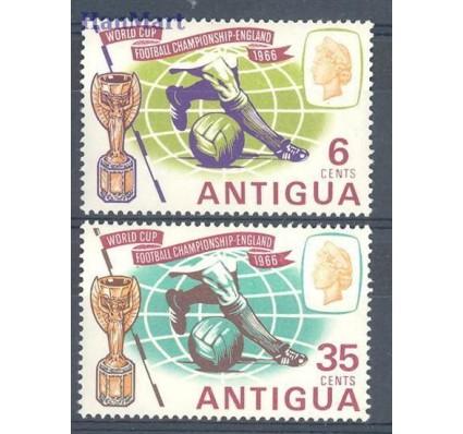 Znaczek Antigua i Barbuda 1966 Mi 152-153 Czyste **