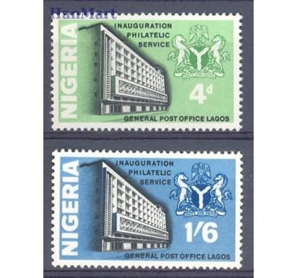 Znaczek Nigeria 1969 Mi 218-219 Czyste **