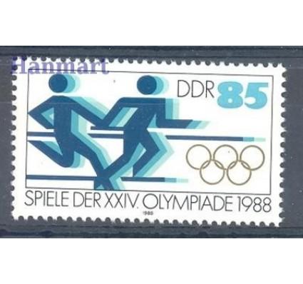 Znaczek NRD / DDR 1988 Mi 3189 Czyste **