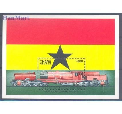Znaczek Ghana 1992 Mi bl 191 Czyste **
