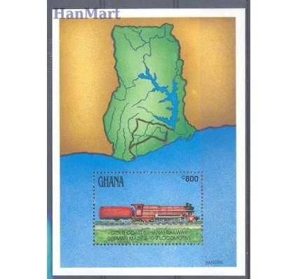 Znaczek Ghana 1992 Mi bl 192 Czyste **