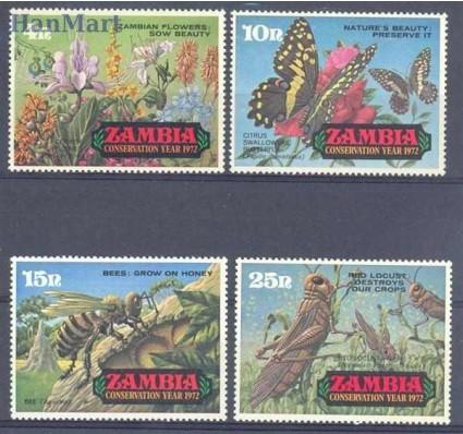 Znaczek Zambia 1972 Mi 89-92 Czyste **