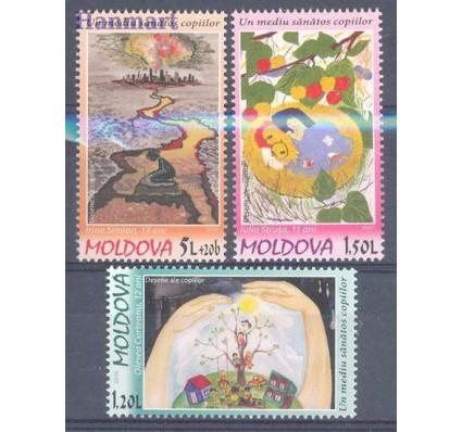 Znaczek Mołdawia 2009 Mi 652-654 Czyste **