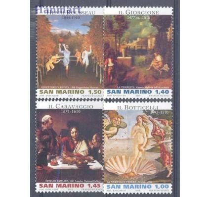 Znaczek San Marino 2010 Mi 2449-2452 Czyste **