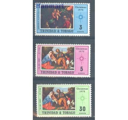 Znaczek Trynidad i Tobago 1972 Mi 311-313 Czyste **