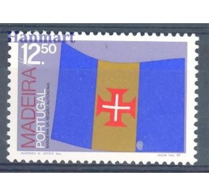 Znaczek Madera 1983 Mi 85 Czyste **