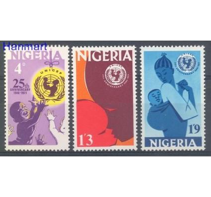 Znaczek Nigeria 1971 Mi 252-254 Czyste **