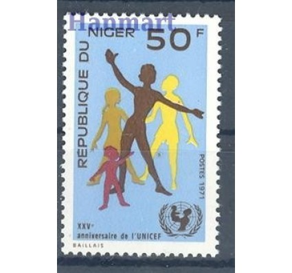 Znaczek Niger 1971 Mi 311 Czyste **