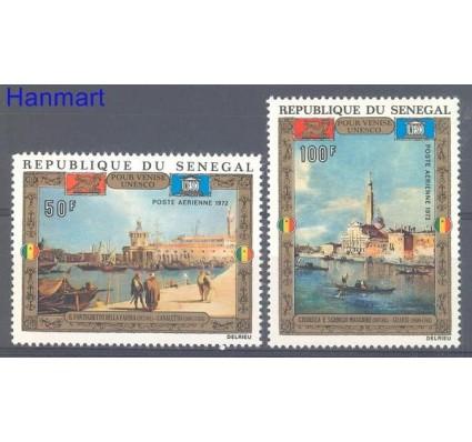 Znaczek Senegal 1972 Mi 482-483 Czyste **