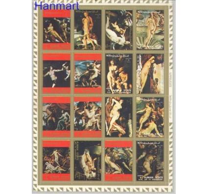 Znaczek Ajman / Adżman 1973 Mi 2555-2570 Czyste **