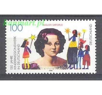 Niemcy 1996 Mi 1834 Czyste **