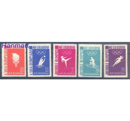 Znaczek Rumunia 1956 Mi 1598-1602 Czyste **