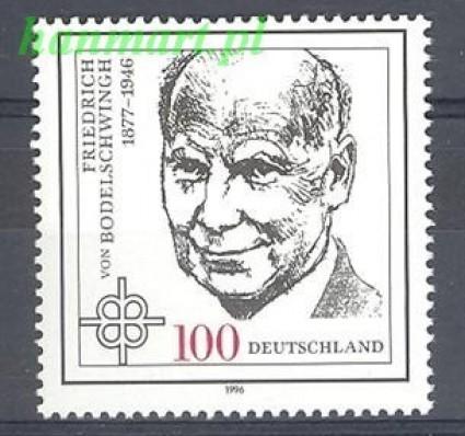 Niemcy 1996 Mi 1835 Czyste **