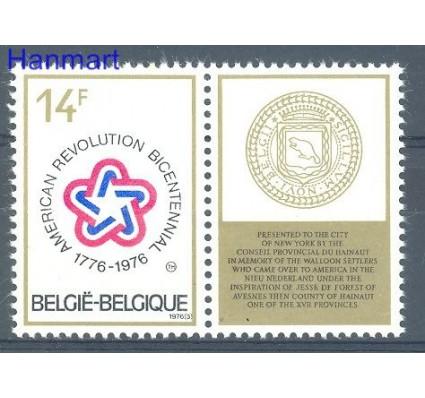 Znaczek Belgia 1976 Mi zf 1849 Czyste **