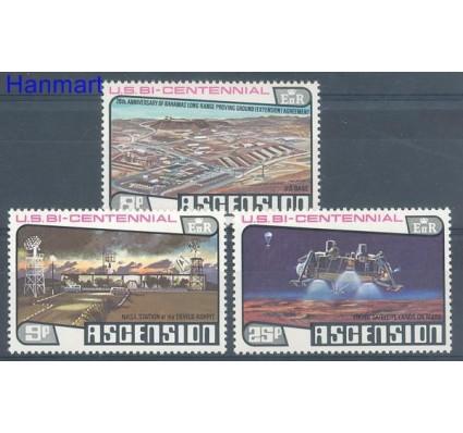 Znaczek Wyspa Wniebowstąpienia 1976 Mi 215-217 Czyste **