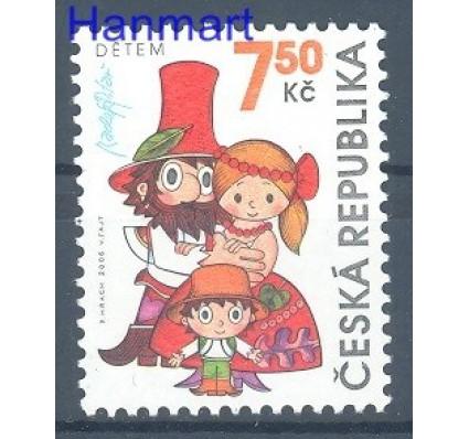 Znaczek Czechy 2006 Mi 474 Czyste **