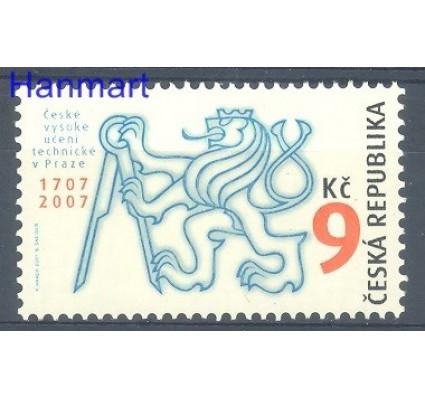 Znaczek Czechy 2007 Mi 498 Czyste **
