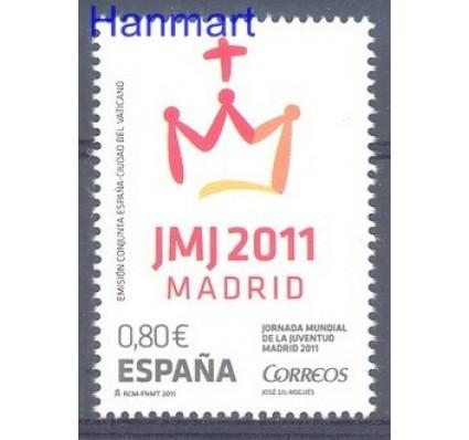 Znaczek Hiszpania 2011 Mi 4615 Czyste **
