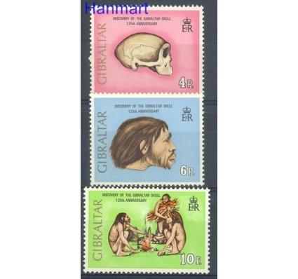 Znaczek Gibraltar 1973 Mi 299-301 Czyste **