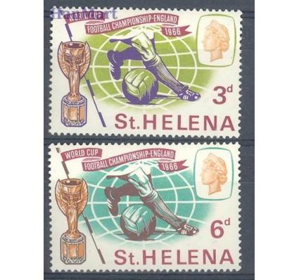 Znaczek Wyspa św. Heleny 1966 Mi 175-176 Czyste **