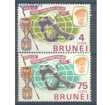 Znaczek Brunei 1966 Mi 116-117 Czyste **