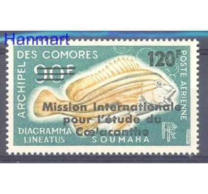 Znaczek Komory 1973 Mi 150 Czyste **