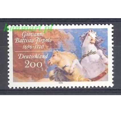 Znaczek Niemcy 1996 Mi 1847 Czyste **