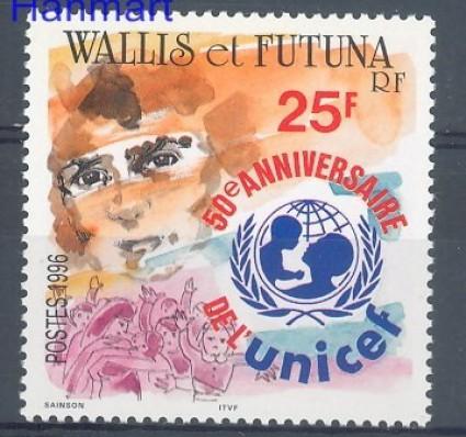 Znaczek Wallis et Futuna 1996 Mi 707 Czyste **