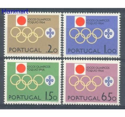 Znaczek Portugalia 1964 Mi 968-971 Czyste **