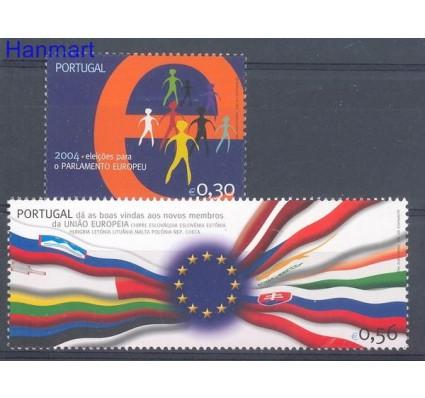 Znaczek Portugalia 2004 Mi 2816-2817 Czyste **