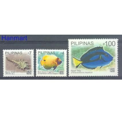 Znaczek Filipiny 2011 Mi 4563+4565+4575 Czyste **