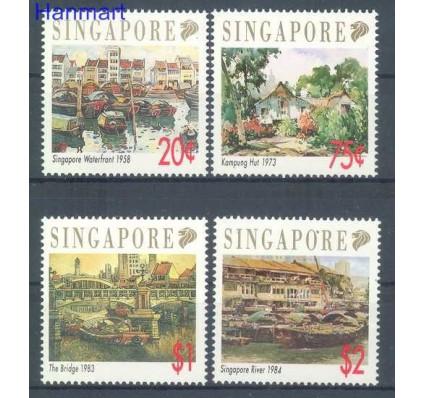 Znaczek Singapur 1992 Mi 648-651 Czyste **