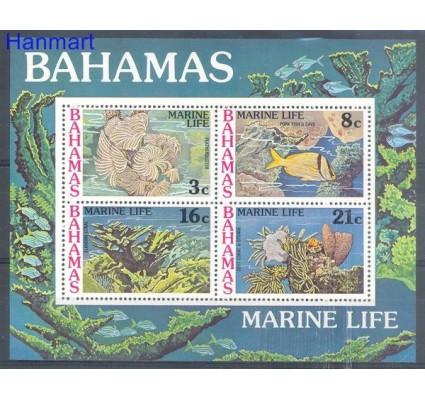 Znaczek Bahamy 1977 Mi bl 20 Czyste **