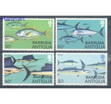 Znaczek Barbuda 1979 Mi 455-458 Czyste **