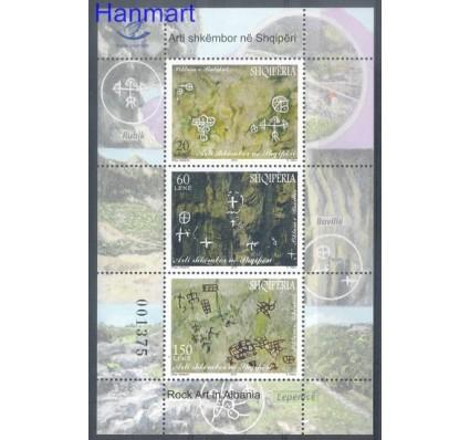 Znaczek Albania 2012 Mi ark 3400-3402 Czyste **