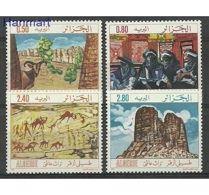 Znaczek Algieria 1983 Mi 834-837 Czyste **