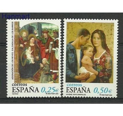 Znaczek Hiszpania 2002 Mi 3811-3812 Czyste **