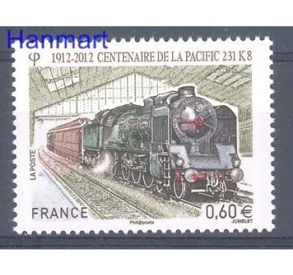 Znaczek Francja 2012 Mi 5341 Czyste **