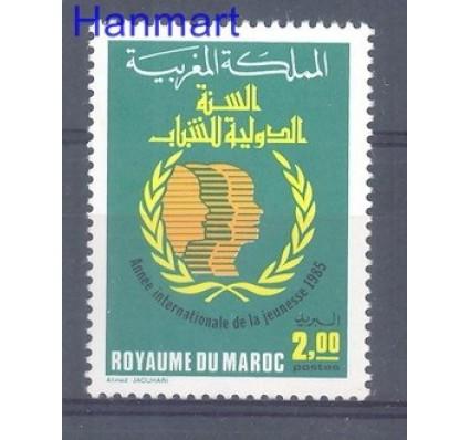 Znaczek Maroko 1985 Mi 1080 Czyste **