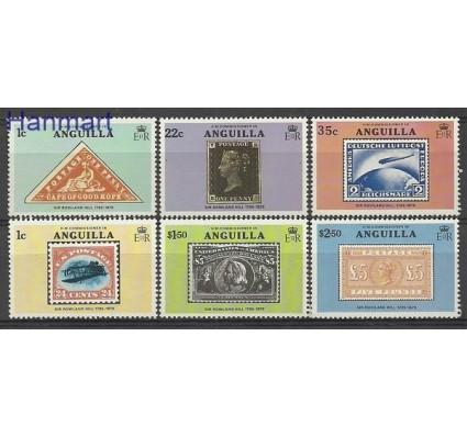 Znaczek Anguilla 1979 Mi 347-352 Czyste **