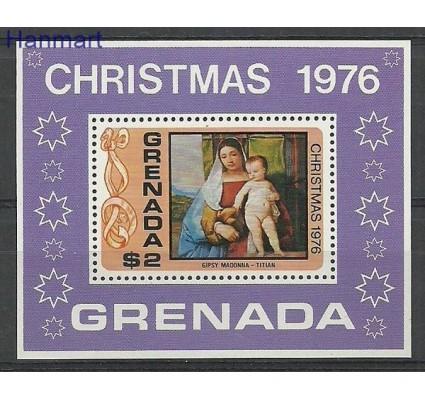 Znaczek Grenada 1976 Mi bl 61 Czyste **