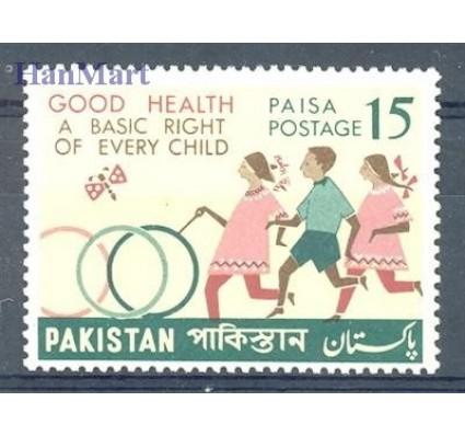 Znaczek Pakistan 1968 Mi 260 Czyste **
