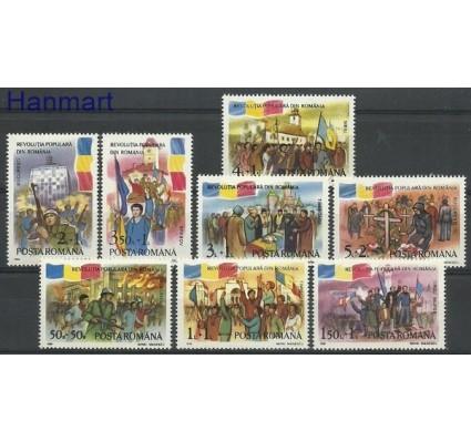 Znaczek Rumunia 1990 Mi 4613-4620 Czyste **