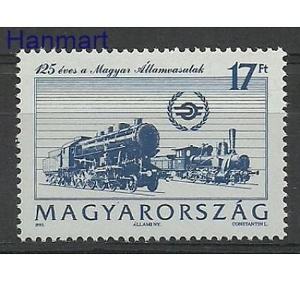 Znaczek Węgry 1993 Mi 4246 Czyste **