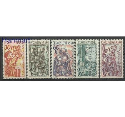 Znaczek Czechosłowacja 1961 Mi 1275-1279 Czyste **