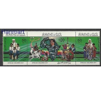 Znaczek Libia 1984 Mi 1269-1271 Czyste **