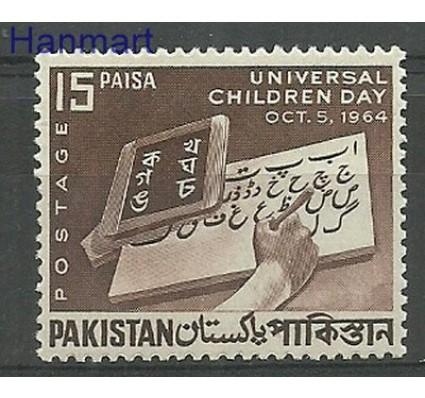 Znaczek Pakistan 1964 Mi 213 Czyste **